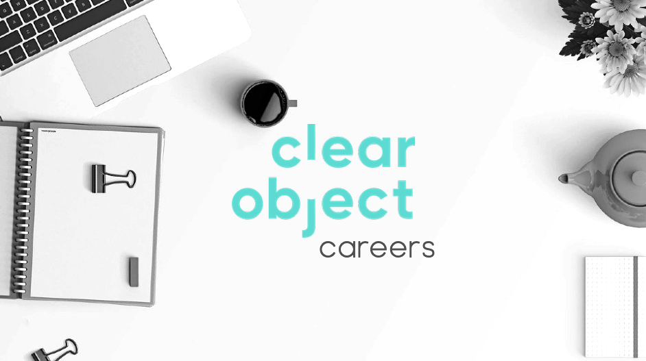 clearobject careers banner